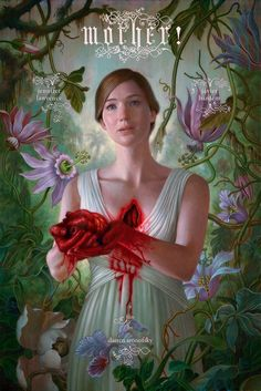 darren aronofsky в Твиттере: «HAPPY mother! DAY #firstlook #mothermovie by the great @JamesJeanArt #jenniferlawrence #javierbardem @ParamountPics https://t.co/3IZZITpuY4»