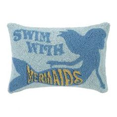 Mermaids Pillow