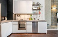 small kitchen ideas to get rid of clutter - freshome.com
