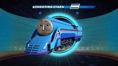 Thomas The Great Race Trophy Thomas Flying Scotsman Shooting Star Gordon Trackmaster Ashima Blooper - YouTube