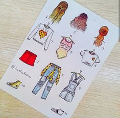 How to Draw a Fashionable Dress - Drawing On Demand Kawaii Drawings, Disney Drawings, Easy Drawings, Pencil Drawings, Fashion Design Drawings, Fashion Sketches, Social Media Art, Illustration Mode, Drawing Clothes