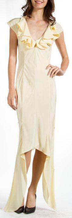 ZAC POSEN DRESS @Michelle Coleman-HERS