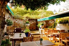 Pub in Primrose Hill