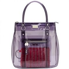 Fashion Lover: New must-have??? Transparent bags!!!