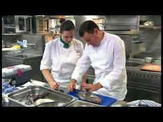 The Chefs Protege S01E10 - YouTube #TheChefsProtege #TheoRandall Theo Randall, Chef Jackets, Teaching, Chefs, Youtube, Education, Youtubers, Youtube Movies, Learning