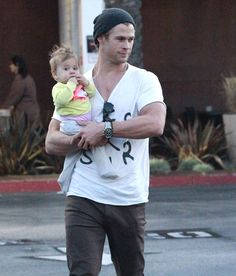 24 Babes Holding Babies- This makes me almost physically hate these guys.