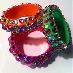 Fancy kids jewelry art