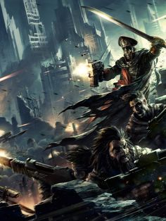 architecture battle commissar ibram_gaunt imperial_guard imperium sword tanith_first_and_only