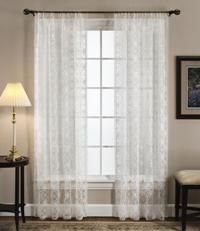 Richmond Macrame & Embroidery Curtains