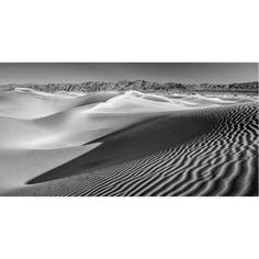Trademark Fine Art Desert 2 of 3 inch Canvas Art by Pierre Leclerc, Size: 12 x 24, Multicolor