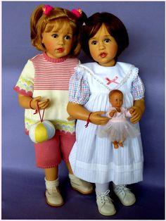 Моя прелесть, лапушка Юлия, от автора Sissel Skille / Куклы Gotz - коллекционные и игровые Готц / Бэйбики. Куклы фото. Одежда для кукол