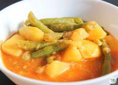 Thai Red Curry, Cantaloupe, Avocado, Veggies, Fruit, Ethnic Recipes, Blog, Red Beans, Vegetarian