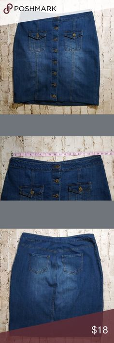 Vintage GUESS Jeans High Waist Denim Mini Skirt 10 Guess Jeans ...