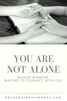 Prayer requests - because you are not alone. Lean on a Prayer Warrior ready to pray right by your side. Importance Of Prayer, Bible Encouragement, Prayers For Healing, Sisters In Christ, Christian Devotions, Seeking God, Women Of Faith, Prayer Warrior, Spiritual Warfare