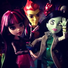 Monster High New Year's Party