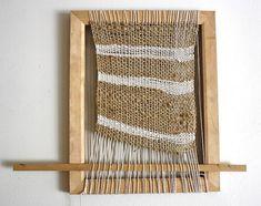 nightwood weavings. via design sponge.