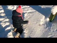 VLOG: Покупаем киндер сюрприз качаемся на качели We buy the kinder a surprise we shake on a swing - YouTube