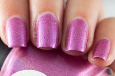 Lilypad Lacquer Wink Of Pink