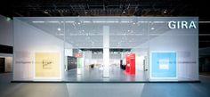 GIRA auf der Light + Building in Frankfurt - Haus Gross Communications