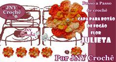 PAP Capa para botão de fogão Julieta https://www.youtube.com/watch?v=0ESfT_HyG3Y