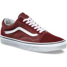 Vans Old Skool Shoes ($74) ❤ liked on Polyvore featuring shoes, vans footwear and vans shoes