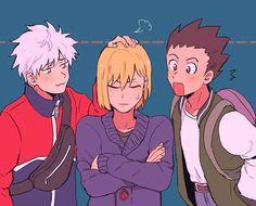 hunter x hunter Killua, Hisoka, Hunter X Hunter, Hunter Anime, Anime Manga, Anime Art, My Hero Academia, Yoshihiro Togashi, Hxh Characters