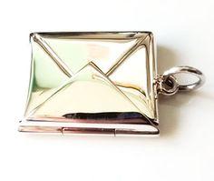 Opening envelope locket £42
