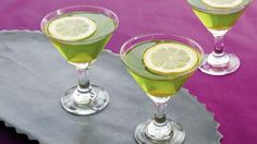 Enjoy this Frankenstein reviver - a citrusy cocktail for Halloween that's ready in just 5 minutes.