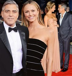 George Clooney splits from Stacy Keibler after spending July 4 apart