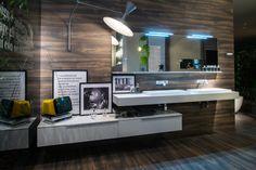 La collezione My Time presentata al Salone del Bagno di Milano.