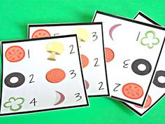 Roll and Top Pizza Game Kids Pizza, Pizza Day, Top Recipes, Pizza Recipes, Head Start Classroom, Classroom Ideas, Games For Kids, Activities For Kids, Sequence Game