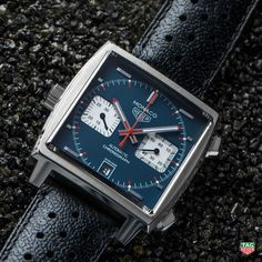 The TAG Heuer Monaco Calibre 11 - because we could never forget where we