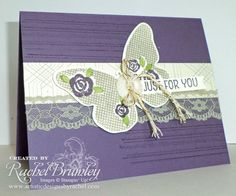 Floral Wings - Stampin' Up!