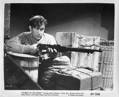 Andy Devine, Raiders of the Desert (1941)