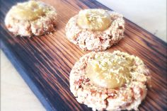 <p>A vegan take on a formerly egg and dairy heavy dessert makes this cookie a sweet and healthy treat</p>