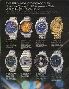 Seiko  6139 – 6002 du Colonel William Pogue, la première montre automatique a avoir été dans l'espace