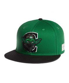 Cayler & Sons Force Snapback Boston Green-black