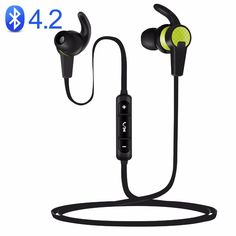 REZ Earphone Sport Headphone Bluetooth Headset Wireless Earbuds With Microphone for Earpods Airpods //Price: $12.00//     #shop