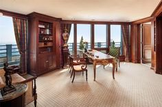 Intérieur de l'appartement mis en vente à 100 millions de dollars ! 150 West 56th Street, PH - Midtown © Prudential Douglas Elliman Real Estate #ILoveNY