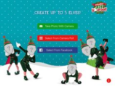 Elf Yourself now available for Android