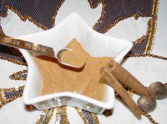 Pumpkin Spice Recipe - INGREDIENTS  YIELD 1/4 Cup 4 teaspoons cinnamon 2 teaspoons ginger 1 teaspoon allspice 1 teaspoon nutmeg  Food.com  -11.04.2015