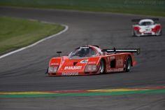 ADA Cosworth - Driver: Michel Ghio - 2015 Spa Classic