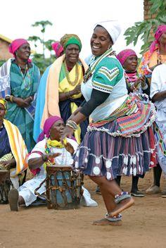 Volunteering with Via Volunteers in South Africa opens the door to amazing cultural experiences!