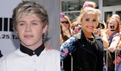 Demi Lovato and One Direction's Niall Horan Went to Pink Taco On a Date After VMAs Pink Taco, One Direction Niall, Dildo, Niall Horan, Demi Lovato, Dating, Qoutes