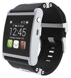 Умные часы i'm Watch Стильные умные часы на операционной системе Droid 2 синхронизируются с вашим смартфоном и позволяют принимать звонки, сообщения и уведомления из социальных сетей. #smartwatch