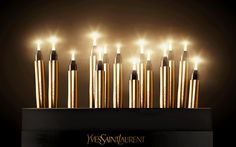 Birthday Rewards, Yves Saint Laurent, Candles, Candy, Candle Sticks, Candle
