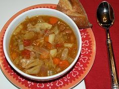 Basque Soup...  Could this be THE recipe I've been hunting for for 15 years?!!?!?
