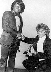 James Brown, Rod