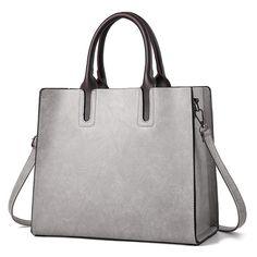 e9f66180d50a Women Quality PU Leather Daily Elegant Functional Handbag Shoulder Bag  Crossbody Bag. Crossbody BagTote ...