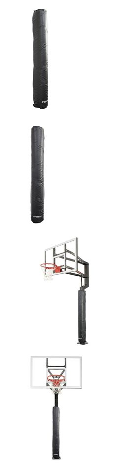 Other Basketball 2023: Goalsetter Wrap Around Basketball Pole Pads -> BUY IT NOW ONLY: $112.99 on eBay!